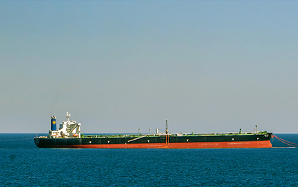 LOOP Oil Refinery Tanker