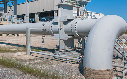 LOOP Distribution Pipe Plant