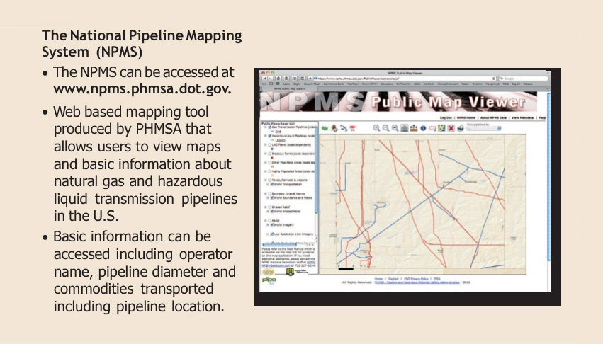 Emergency Response Louisiana Offshore Oil Port Services - Gas transmission and hazardous liquid pipelines in the us map