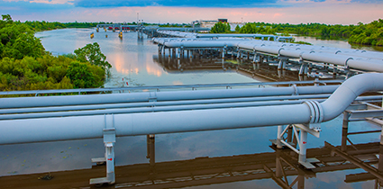 home louisiana offshore oil port services
